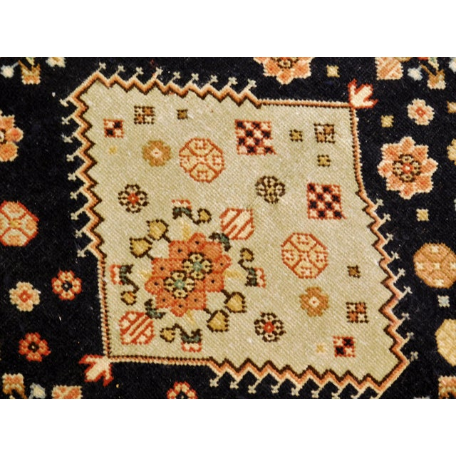 """Hand-Knotted Turkish Serapi Rug - 8'7""""x 12' For Sale In Los Angeles - Image 6 of 12"""