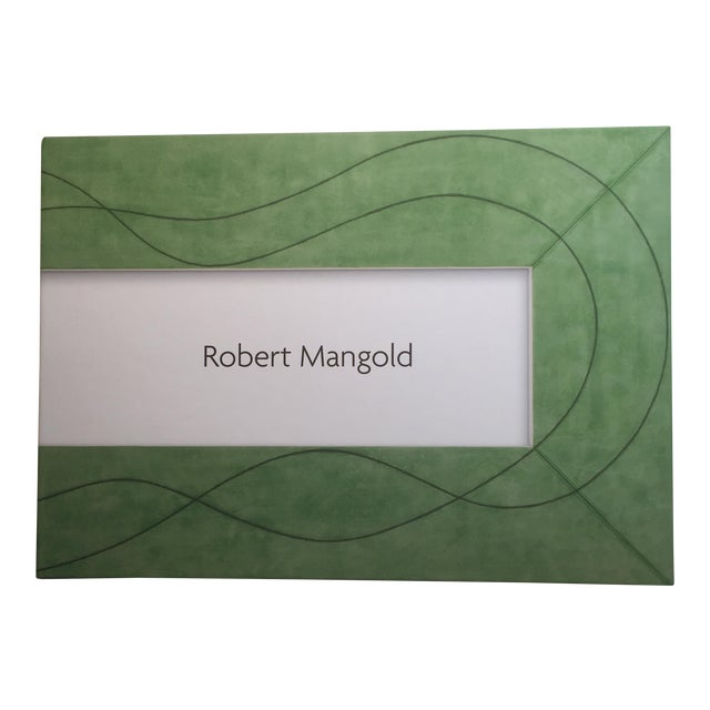 Robert Mangold Pace Gallery Coffee Table Book For Sale