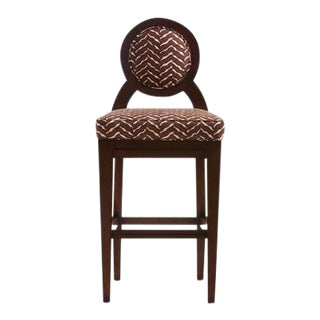 O. Henry HouseContemporary Circle Back Bar Stool