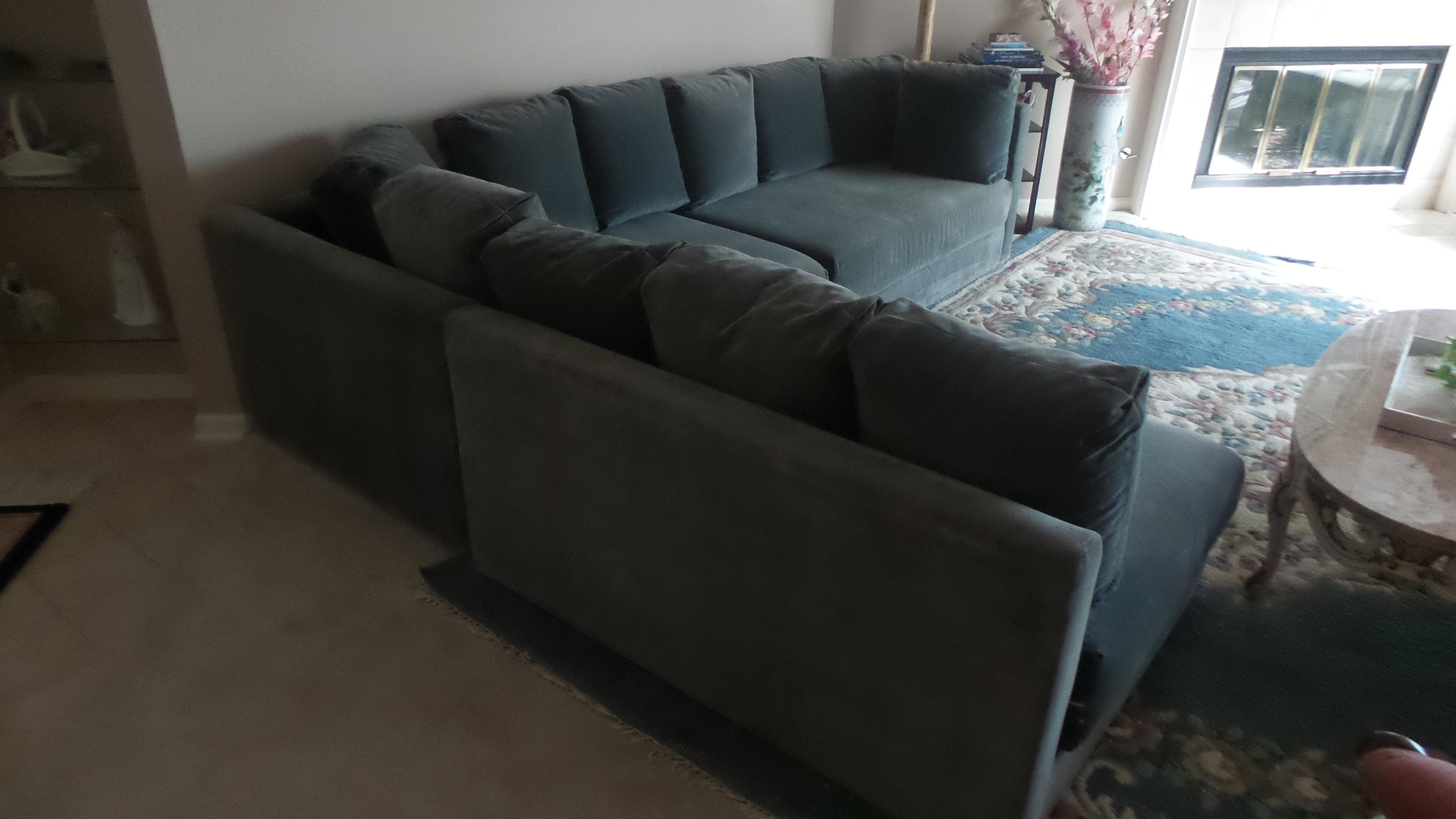 Bauhaus Vintage 1970u0027s Sectional For Sale In Kansas City   Image 6 Of 11