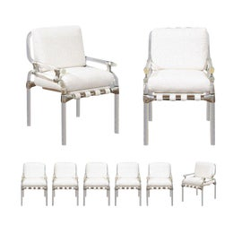 Image of Lucite Dining Chairs