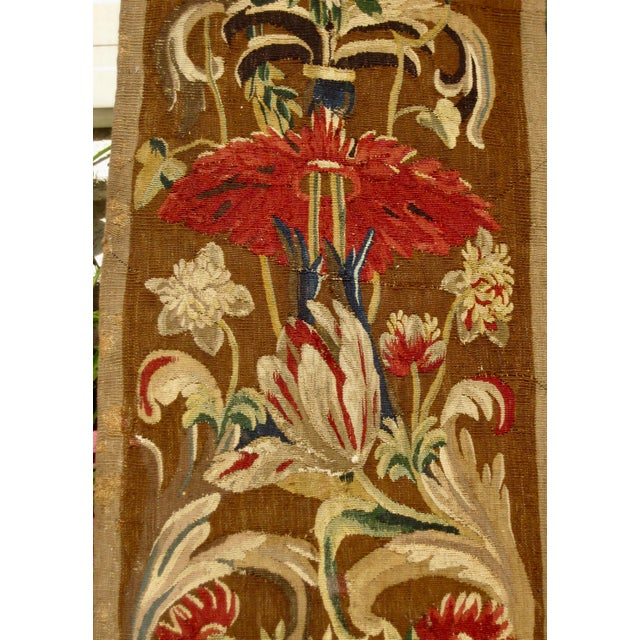1700s Beauvais Tapestry Wall Hanging For Sale - Image 12 of 13