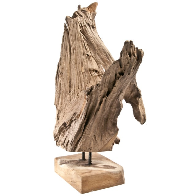 Driftwood Fragment on Stand IV - Image 4 of 4