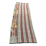Image of 1960s Vintage Nomadic Organic Natural Turkish Anatolian Hallway Kilim Runner- 2′3″ × 7′7″ For Sale