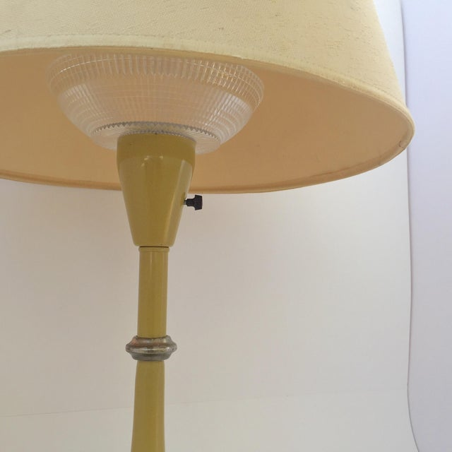 Gerald Thurston Table Lamp in Mustard - Image 4 of 9