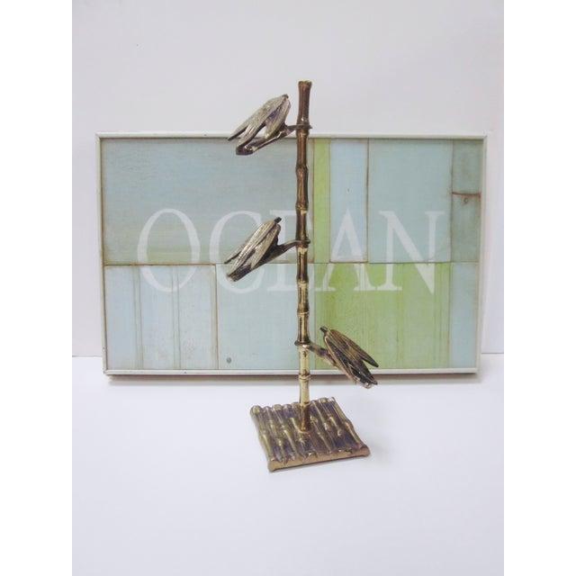 Brass Letter Holder - Image 5 of 9
