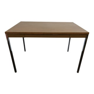 Steelcase Modern Minimalist Writing Desk For Sale