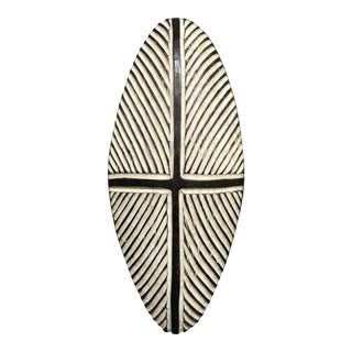 African Tribal Art Zulu Shield For Sale