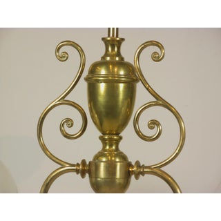 Early 20th Century English Pool Table Chandelier Preview