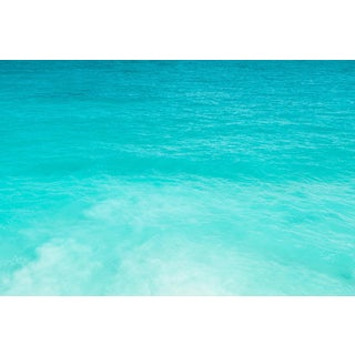 Tulum Blue Original Fine Art Photo Print For Sale