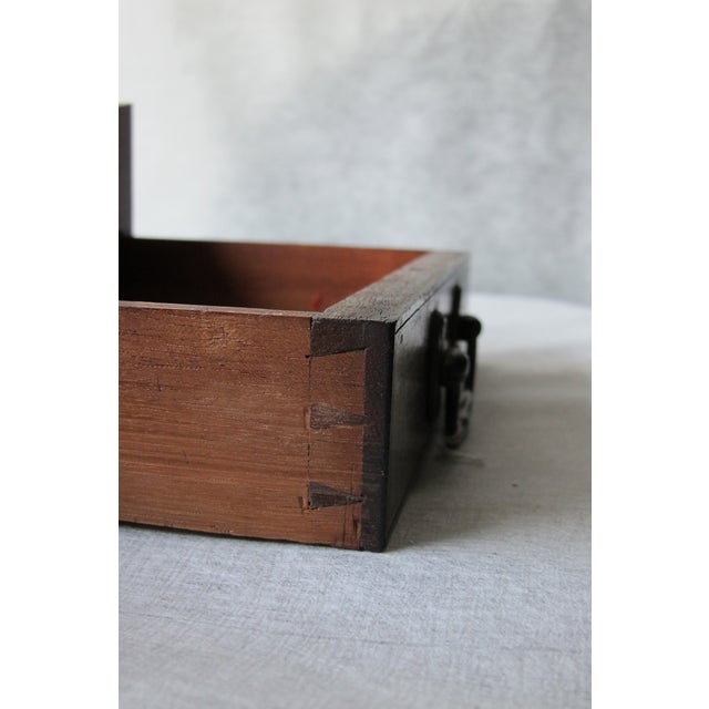 Mahogany Folding Lap Desk - Image 9 of 11