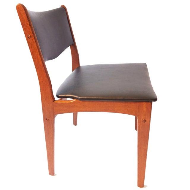 Uldum Møbelfabrik Danish Chairs - Set of 4 - Image 3 of 7