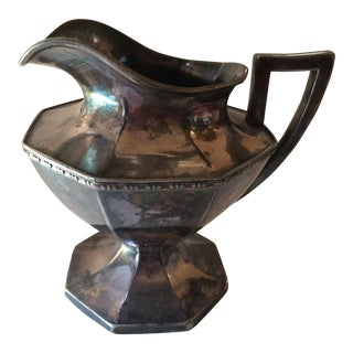 Wilcox Silver Plate Co. Creamer Gravy Boat For Sale