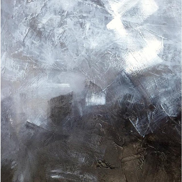 2010s Teodora Guererra, 'Industrial Couture' Painting, 2016 For Sale - Image 5 of 7