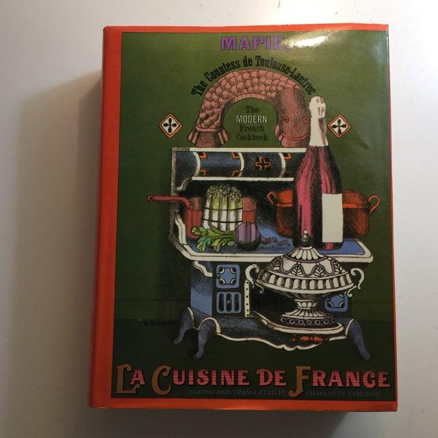1964 La Cuisine De France Countess De Toulouse-Lautrec Book For Sale - Image 13 of 13