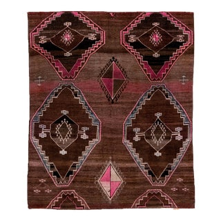 1930s Antique Kars Rug For Sale