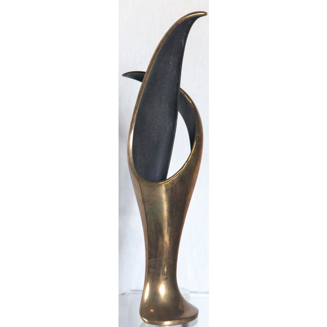 Tom Bennett Cast Bronze Sculpture by Tom Bennett For Sale - Image 4 of 6