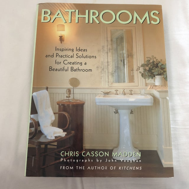 1990s Bathrooms: Inspiring Ideas and Practical Solutions Book For Sale - Image 5 of 5