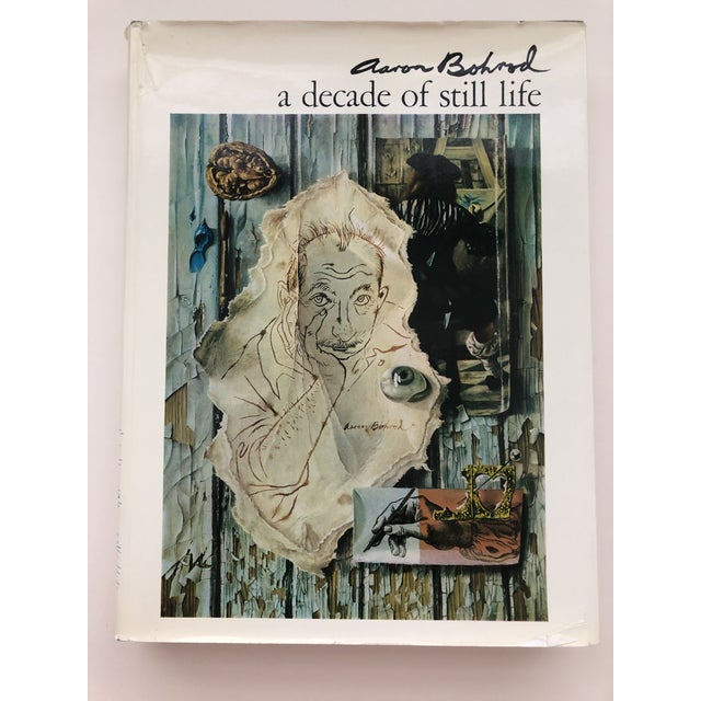White Aaron Bohrod a Decade of Still Life Hardback 1966 For Sale - Image 8 of 8