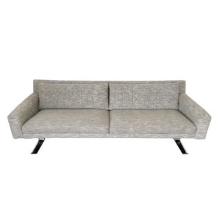 Erik Ole Jorgensen for Dux Chrome Leg Sofa