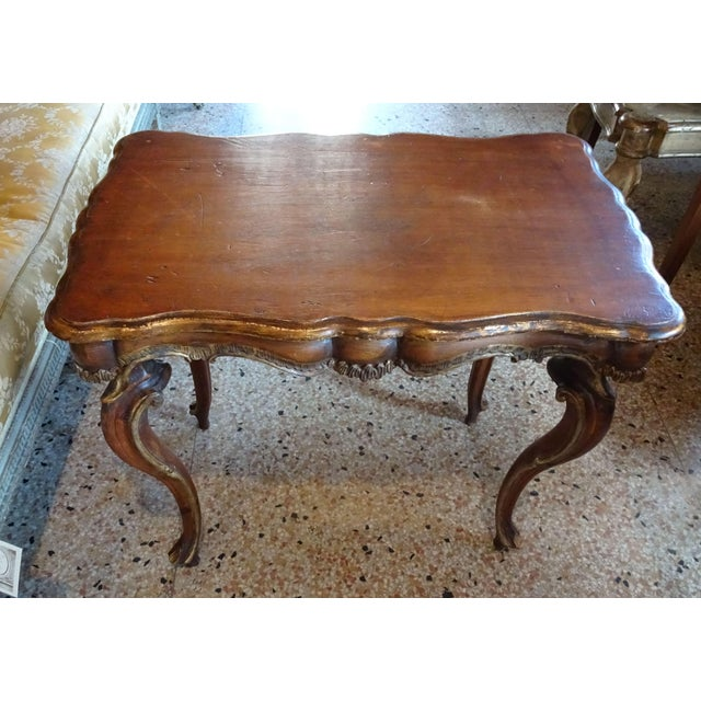 19th Century Portuguese Side Table For Sale - Image 11 of 11