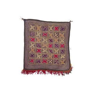 Embroidered Vintage Turkish Textile For Sale