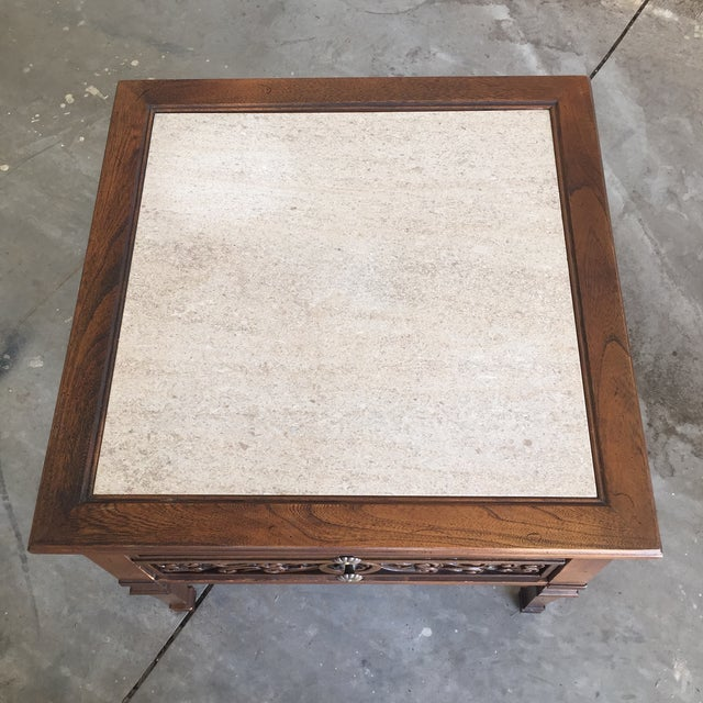 Mid-Century Modern Side Table - Image 6 of 8