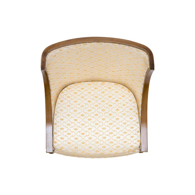 Slipper Chairs by Hibriten, A Pair - Image 6 of 10