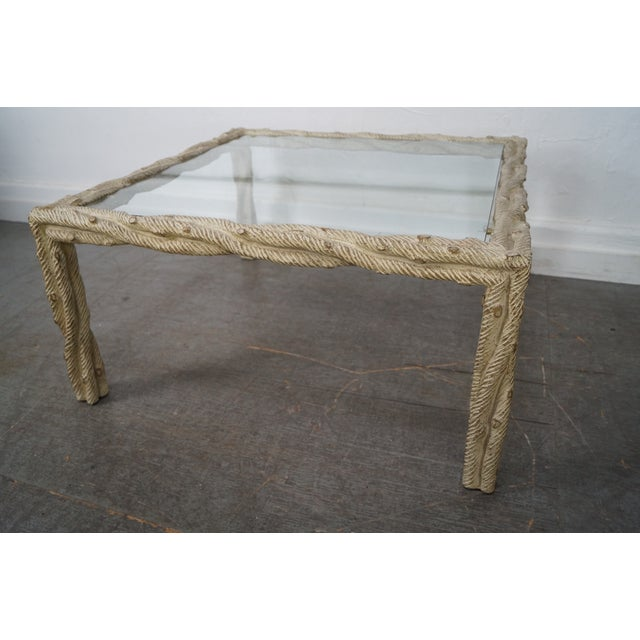 Custom Glass Coffee Table Top