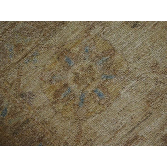 Hand Knotted Pakistan Rug - 8'x 8' For Sale - Image 10 of 10