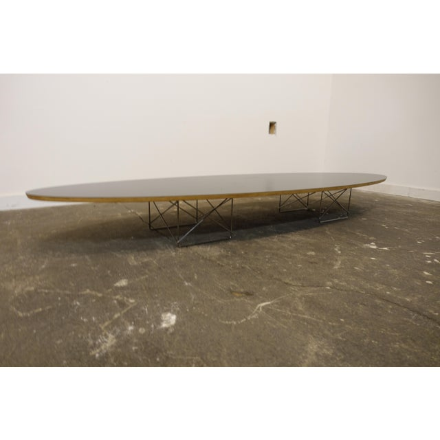Mid-Century Modern Eames Surfboard Coffee Table For Sale - Image 10 of 10