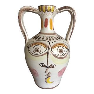 DeSimone Large Amphora Vase