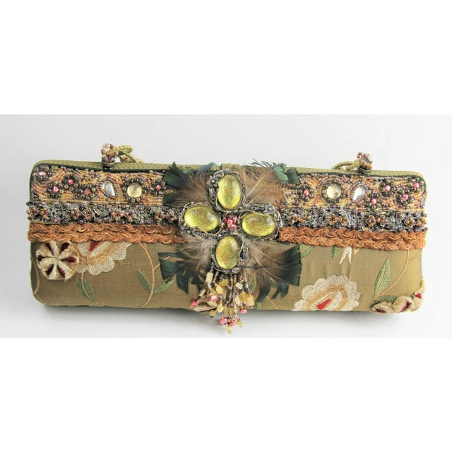 Early 21st Century Mary Frances Purse For Sale - Image 5 of 9