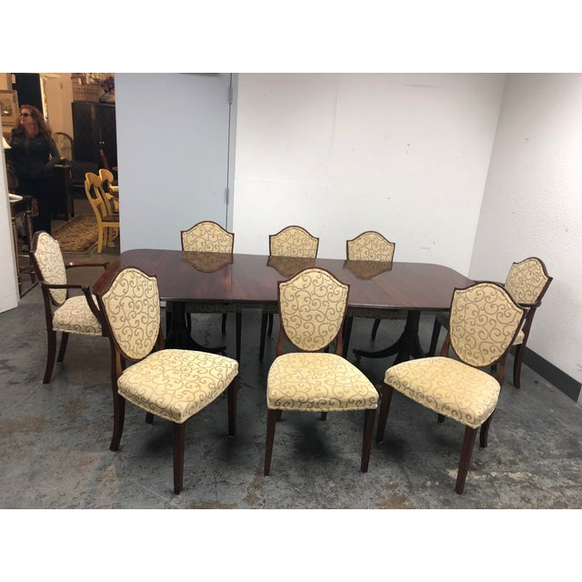 William Tillman Dining Set - Set of 9 For Sale - Image 11 of 11
