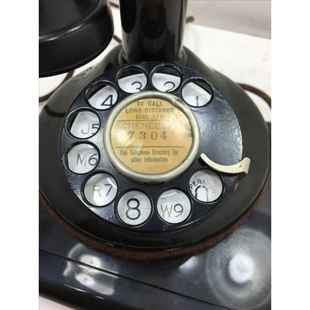 Western Electric Candlestick Rotary Dial Telephone - Image 11 of 11