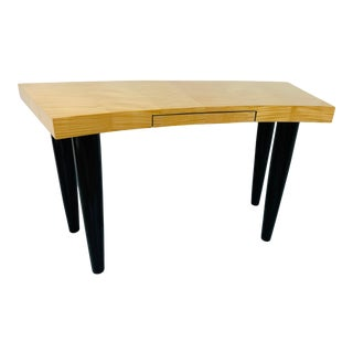 Pace Collection Demi-Lune Desk For Sale