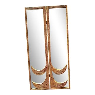 Kreiss Shangri-La East Folding Mirror For Sale
