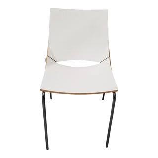 Modern ICF Milano Italian Plank Chair For Sale