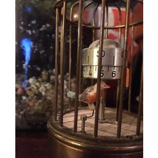 1940's Kaiser Art Deco Bird Cage Clock Preview