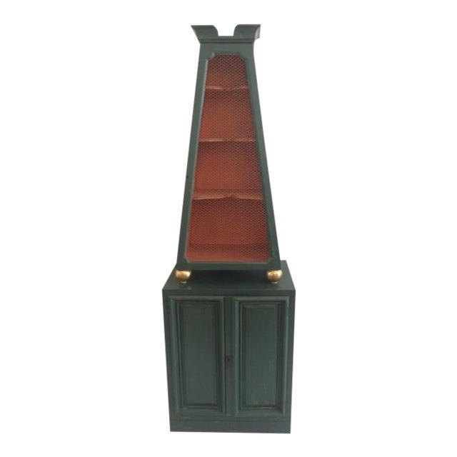Dunbar Obelisk Form Etagere For Sale