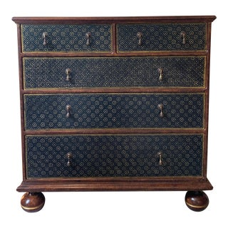 "John Rosselli ""Chesterfield"" Chest of Drawers For Sale"