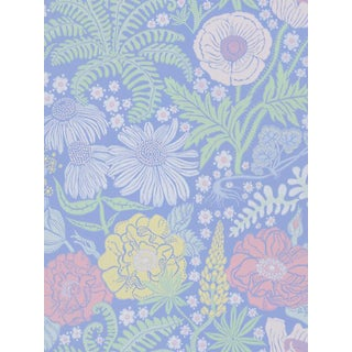 Lisa, Light Blue Wallpaper For Sale