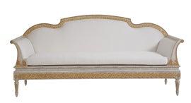 Image of Gustavian (Swedish) Sofas