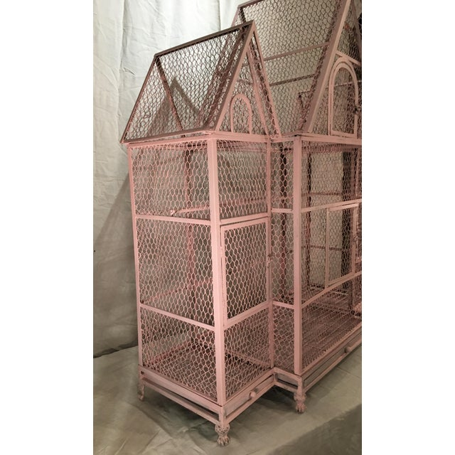 Pink Chateauseque Birdcage - Image 3 of 11