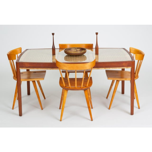 Mexican Modern Dining Table by Michael Van Beuren for Domus Mexico For Sale - Image 12 of 13