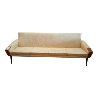 Bramin Danish Teak Mid-Century Sofa For Sale