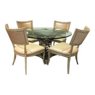 John Richard Dining Set For Sale