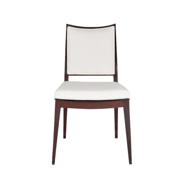 Customizable Frame Back Dining Chair For Sale