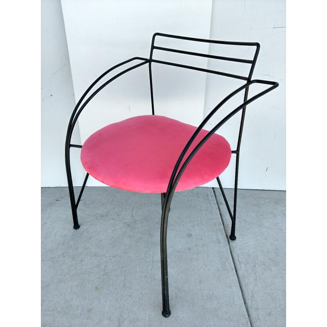 Pascal Mourgue, Twist Chair, 1985 For Sale - Image 10 of 10