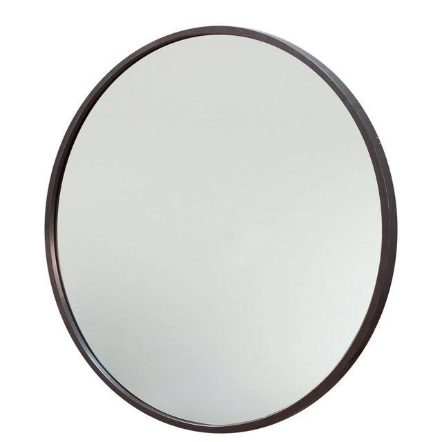 Sarreid Ltd. Contemporary Metal Mirror - Image 2 of 2